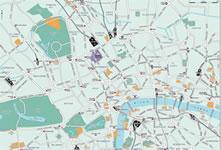 Cartina Dei Quartieri Di Londra.Mappa Londra Scarica La Mappa Di Londra